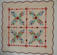 Spring Symphony Quilt Pattern LSC-1301