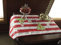 Peppermint Stick Table Runner Pattern MAD-103