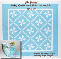 Oh Baby! Quilt Pattern MCL-7