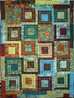Squared Away Quilt Pattern MD-50