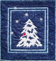 Winter Beauties Quilt Pattern ME-101