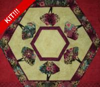Cherry Orchard Table Topper Kit ME-313K