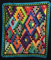 Indian Blanket Quilt Pattern MGD-314