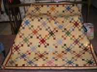Civil War Stars Quilt Pattern MGD-521