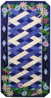 September Morning Glories & Asters Table Runner Pattern MGD-907