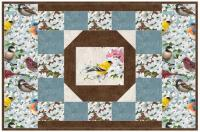 Panel Placemats & Table Runner Quilt Pattern NDD-113