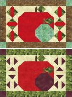September Apples Placemats Pattern NDD-130