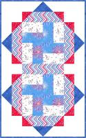A Nation's Song Quilt Pattern NDD-138