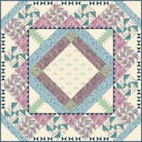 Downton Queen Quilt Pattern NDD-140