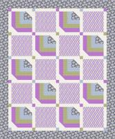 Run for the Roses Quilt Pattern NDD-145e