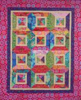 Ring Around the Rosies Quilt Pattern NJD-105