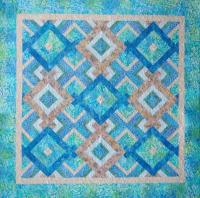Peaceable Strips Quilt Pattern NJD-106