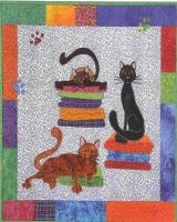Quilty Cats Pattern NS-15
