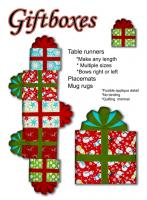 Giftboxes Pattern NS-38