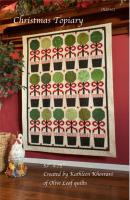 Christmas Topiary Quilt Pattern OLQ-102