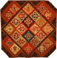 Autumnal Equiblox Quilt Pattern PAD-104