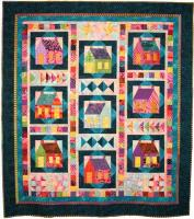 Happy Home Tour Quilt Pattern PAD-112