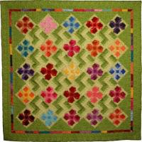 Rose Moss Quilt Pattern PAD-121e