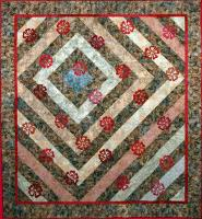 Red Smoke Signals Quilt Pattern PAD-123