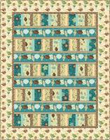 Chinese Coins Quilt Pattern PC-103