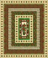 It Starts With a Panel Quilt Pattern PC-120