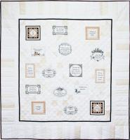 Words of Wisdom Quilt Pattern PC-155