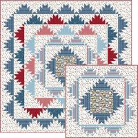 Skier's Paradise Quilt Pattern PC-162