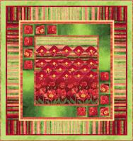 Flander's Field Quilt Pattern PC-172