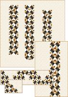 Charmed Quilt Pattern PC-181