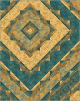 Concentric Quilt Pattern PC-189