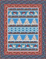 Whoo Likes Winter Quilt Pattern PC-191