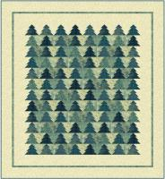 Pine Grove Quilt Pattern PC-195