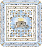 Two by Two Quilt Pattern PC-202