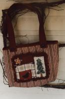 Pocket Rags Tote Pattern PLD-365