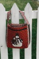 All In The Family Tote Pattern PLD-398