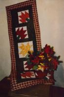 Autumn Glory Table Runner Pattern PLD-433