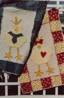La Peep Baby Quilts Pattern PLD-458