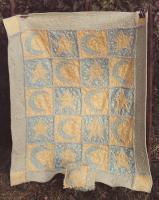 Blue Moon Baby Quilt Pattern PLD-464