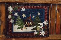 Winter post Cards Pattern PLD-499