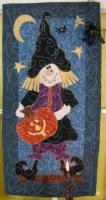 Wilma Witch Pattern PLD-562