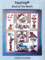 Nesting Block of the Month Pattern PLD-570