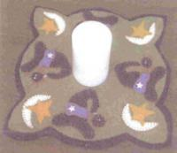 Little Perks Candle Mats October Pattern PLD-595