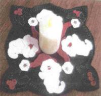 Little Perks Candle Mats December Pattern PLD-597
