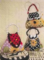 Little Diva Purse Pincushions Pattern PLD-648