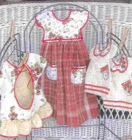 Dolly Kitchen Collection Pattern PLD-674