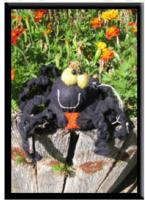 Spidy Spider Pincushion  Pattern PLD-781