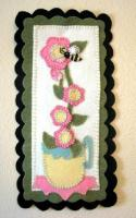 Wooly Walley - May Flowers Pattern PLD-884