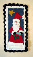 Wooly Walley - Season Santa Pattern PLD-891