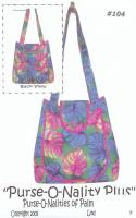 Purse-O-Nality Plus Pattern PON-104