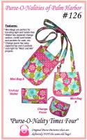 Purse-O-Nality Times Four Pattern PON-126